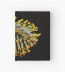 April Flowers Hardcover Journal