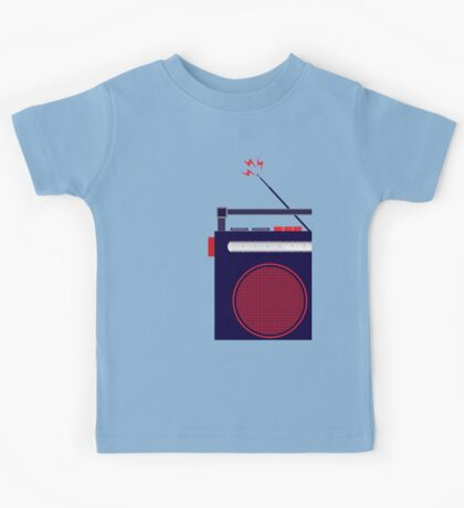 Funky Little Radio Kids Clothes