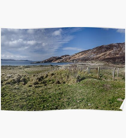 Dunree Head and Bay Poster