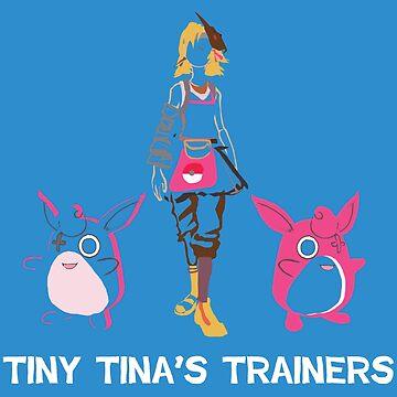 Tiny Tina's Trainers by Arihiro