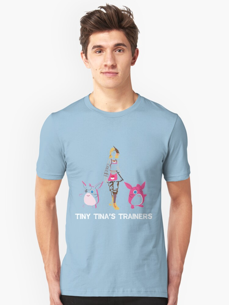 Tiny Tina's Trainers Unisex T-Shirt Front