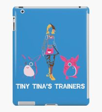 Tiny Tina's Trainers iPad Case/Skin