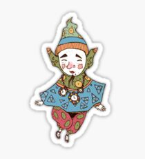 Tingle Sticker