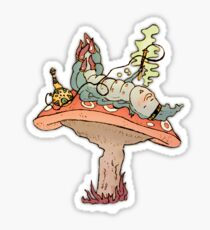 Hookah Sticker