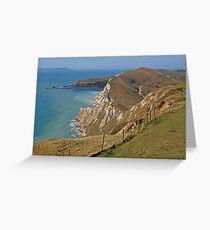 Mupe Bay Greeting Card