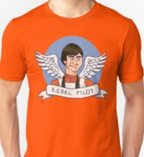Wedge Antilles: Rebel Pilot T-Shirt