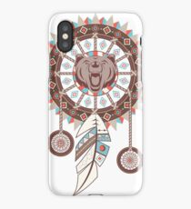 Mandala Bear iPhone Case/Skin
