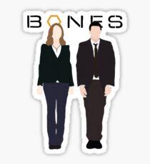 Bones Sticker