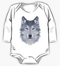 LEADER OF THE PACK Long Sleeve Baby One-Piece