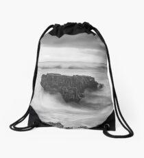 Pearse Beach Drawstring Bag