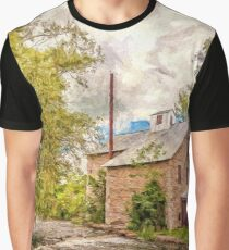 The Old Mill Graphic T-Shirt