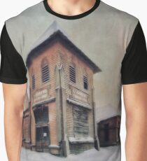 Tthe St. Andrews Church at -45 Degrees Celsius Graphic T-Shirt