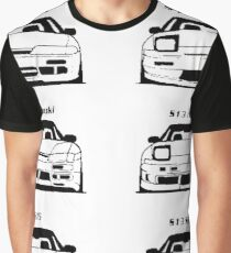 S-Chassis Graphic T-Shirt