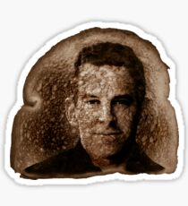 Sam Harris Miracle Toast Sticker