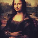 Mona Lisa! SWAG! PEACE! YOLO! Parody by badbugs