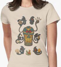 Cofagrigus & Yamask Fitted T-Shirt