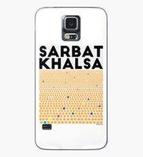 Sarbat Khalsa: Grand Gathering of Sikhs Case/Skin for Samsung Galaxy