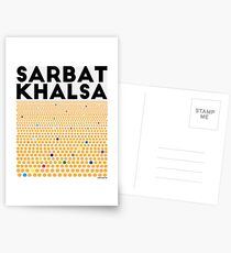 Sarbat Khalsa: Grand Gathering of Sikhs Postcards
