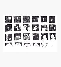 Jelly Photographic Print
