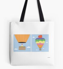 Sikh Air Balloon Tote Bag