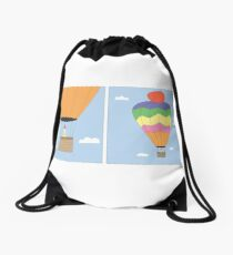 Sikh Air Balloon Drawstring Bag