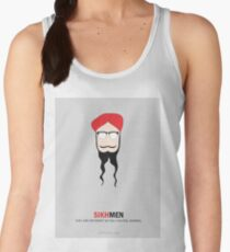 Sikh Men: Making you feel Normal Women's Tank Top