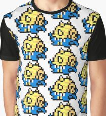 Omastar All Over, All Hail Helix! Graphic T-Shirt