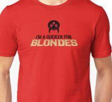 Metroid Sucker for Blondes Unisex T-Shirt