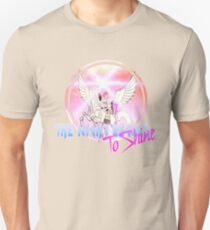 Cyborg -Night begins to Shine T-Shirt