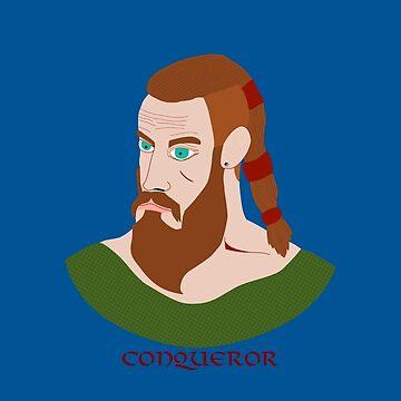 Viking Conqueror by bigpepperdog