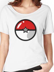 PokeballZ Women's Relaxed Fit T-Shirt