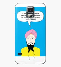 What under the Turban? Case/Skin for Samsung Galaxy
