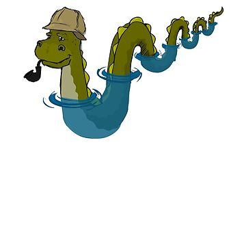 Sherloch Ness Monster by SeanMatthew