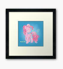 My Little Pony: Pinkie Pie Framed Print