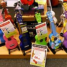 Funky Guitars for Kids by BlueMoonRose