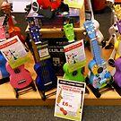 Funky Gitarren für Kinder von BlueMoonRose