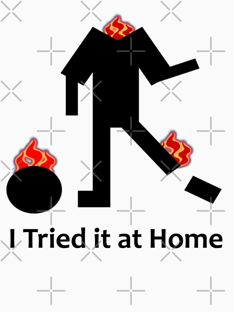 i tried it at home #secretsydney by CradoxCreative