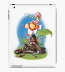 Smokin´ Dwarf iPad Case/Skin