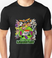 Dexters Labratory  Unisex T-Shirt