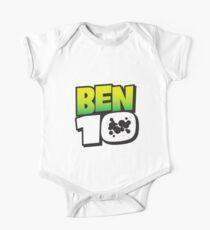Ben Ten Logo Kids Clothes