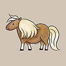 Tiny Horse  by zoel