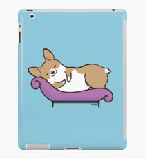 Sleeping Corgi iPad Case/Skin