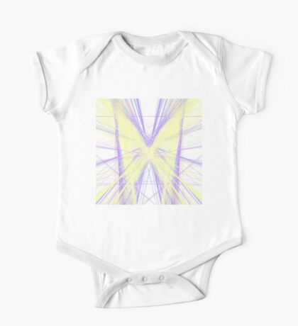 Linify Yellow butterfly Kids Clothes