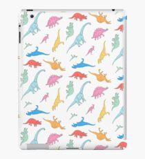 Dino Doodles iPad Case/Skin