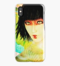 Maiko in Spring iPhone Case/Skin