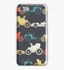 Vintage cars iPhone Case/Skin