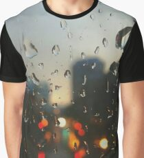 City Blur Graphic T-Shirt