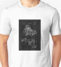 Patent Image - Camera 1 - Inverted Unisex T-Shirt