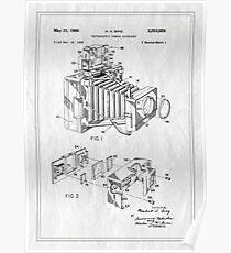 Patent Image - Camera 1 - White Poster