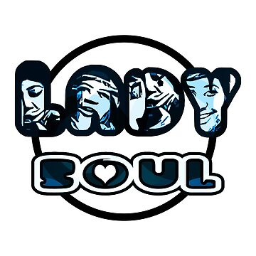 Lady Soul - Blue by thepeanutline